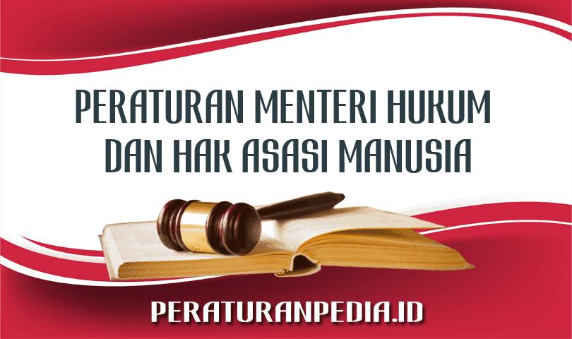 Peraturan Menteri Hukum dan Hak Asasi Manusia Nomor 23 Tahun 2019