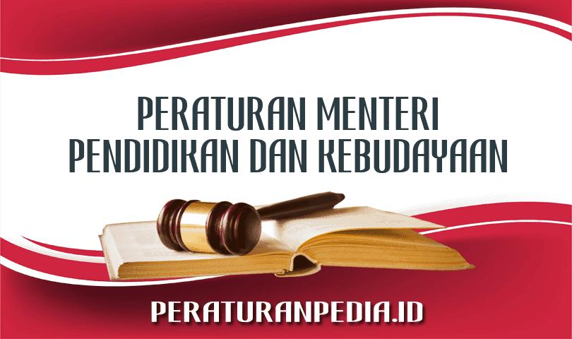 Peraturan Menteri Pendidikan dan Kebudayaan Nomor 13 Tahun 2021