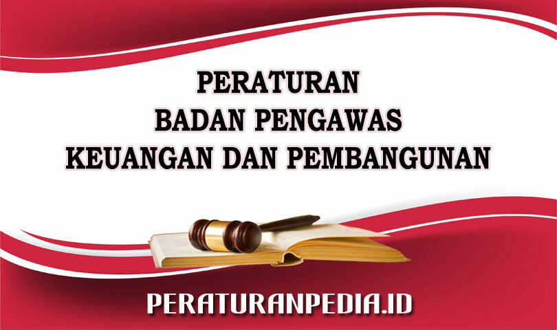 Peraturan Badan Pengawasan Keuangan dan Pembangunan Nomor 3 Tahun 2019